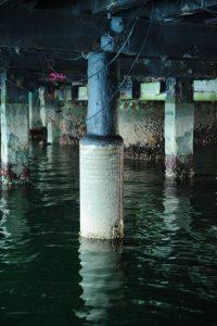 Queens Wharf FRP Repair