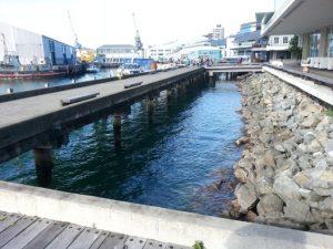 Tug Wharf Repair